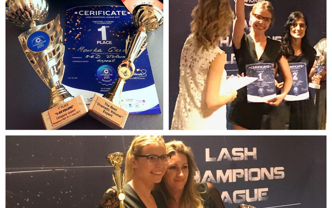 Bergamo International Lash Champions League – mini-relacja