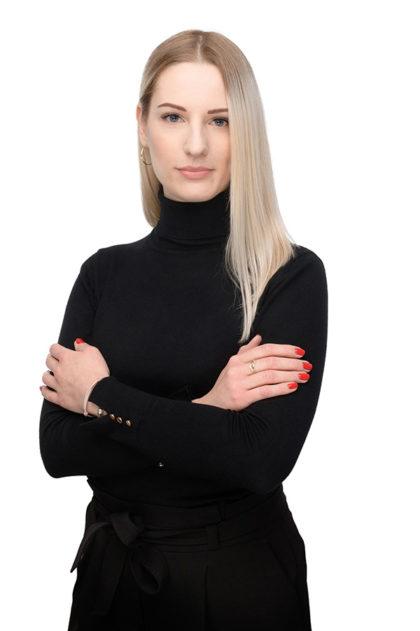 Instruktor przedłużania rzęs; Anna Jarniewska