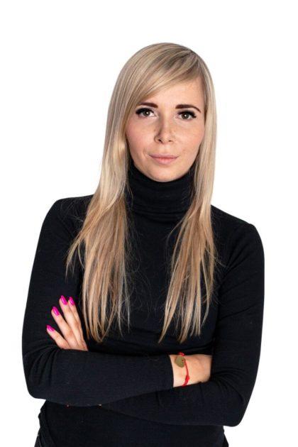 Balbina Śmielewska - instruktor przedłużania rzęs - Dąbrowa Górnicza