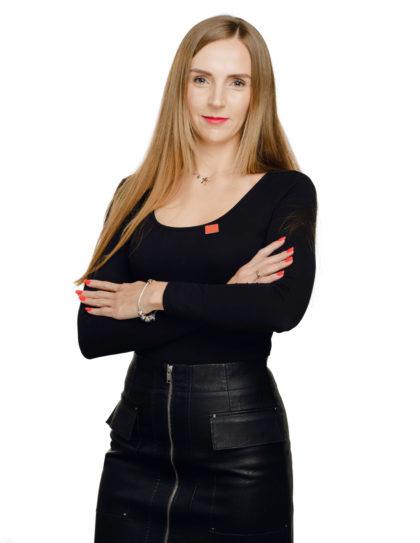 Ewelina Sobczuk-Zięba - instruktor przedłużania rzęs - Lublin