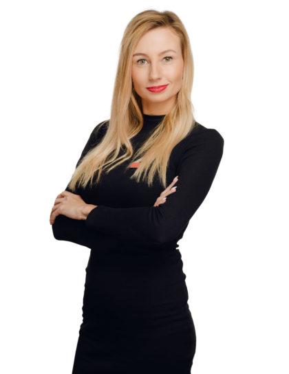Karolina Maturska - instruktor stylizacji rzęs - Katowice