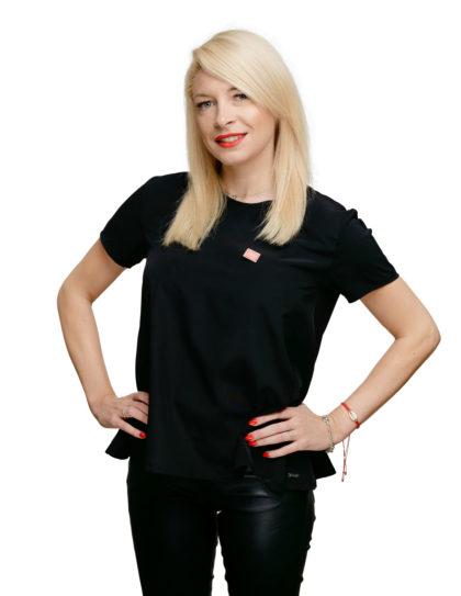 Paulina Kokoryka - instruktor stylizacji rzęs - Poznań