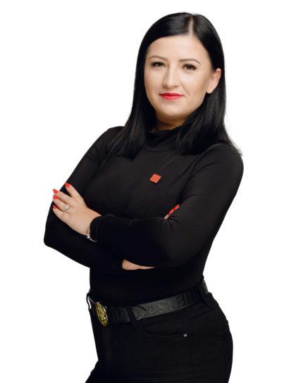 Sandra Jagiełło - instruktor przedłużania rzęs - Holandia