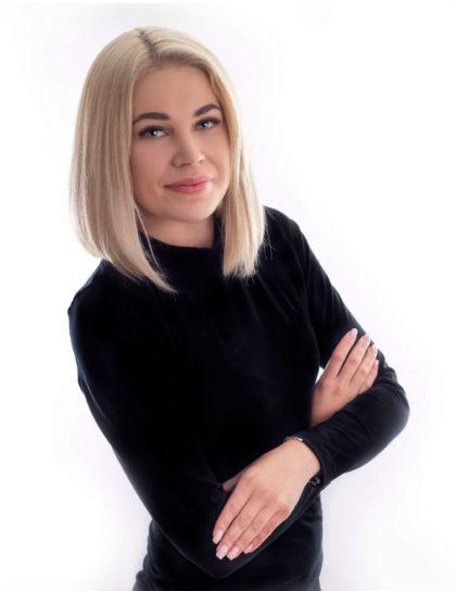 Daria Domeracka - instruktor stylizacji rzęs