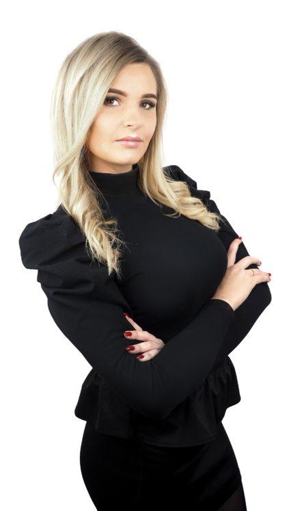 Angelika Pawlus - instruktor przedłużania rzęs - Wrocław