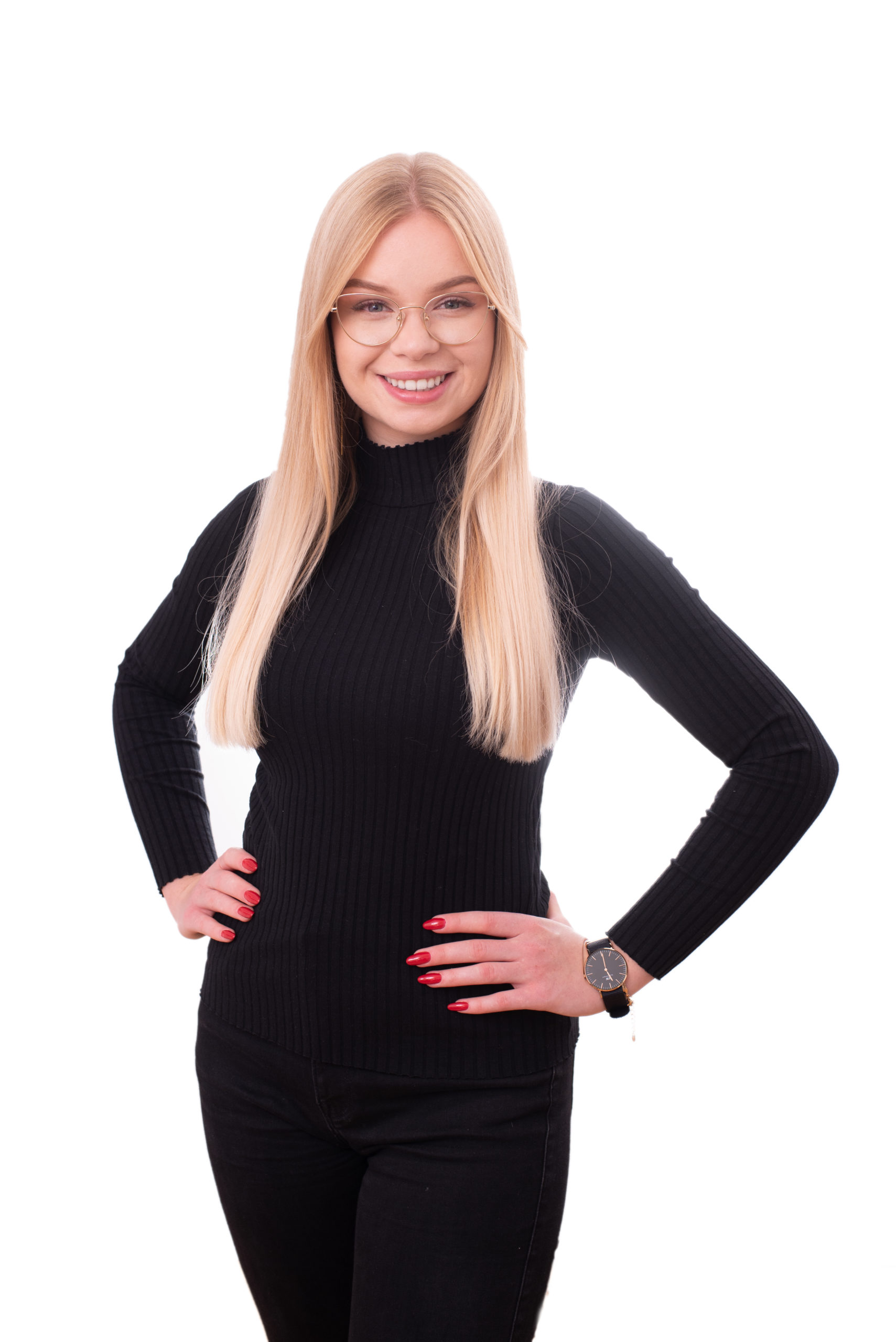 Paulina Klimiuk - instruktor stylizacji rzęs