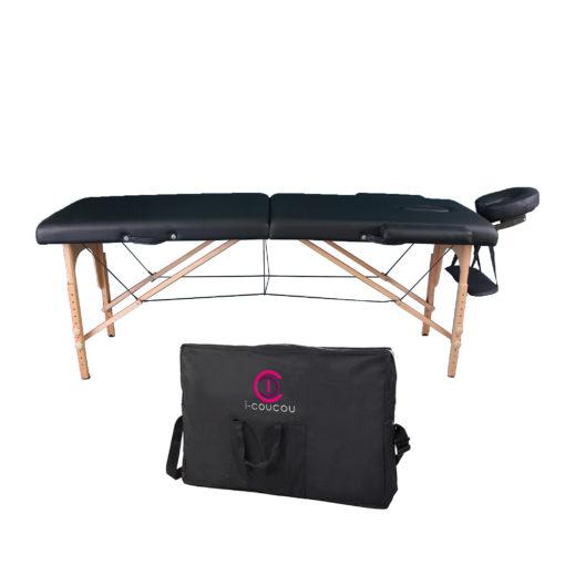 Łóżko kosmetyczne plus torba do transportu